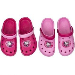 Hello Kitty papucs, klumpa