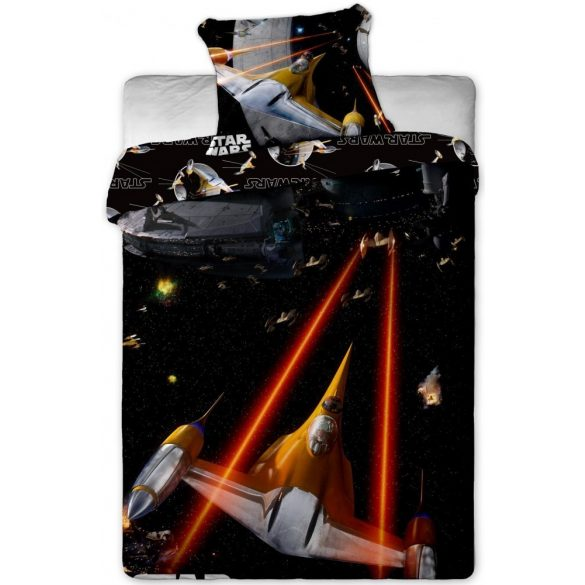 Ágyneműhuzat Star Wars 140×200cm, 70×90 cm