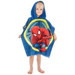 Spiderman, Pókember törölköző poncsó 60*120cm