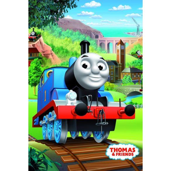 Polár takaró Thomas and Friends 100*150cm