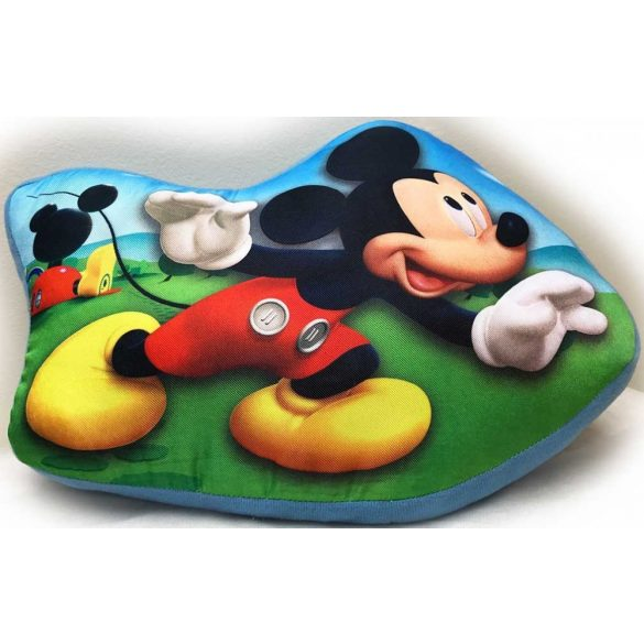 Disney Mickey formapárna, díszpárna