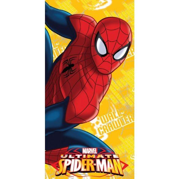 Spiderman, Pókember fürdőlepedő, strand törölköző 70*140cm (Fast Dry)