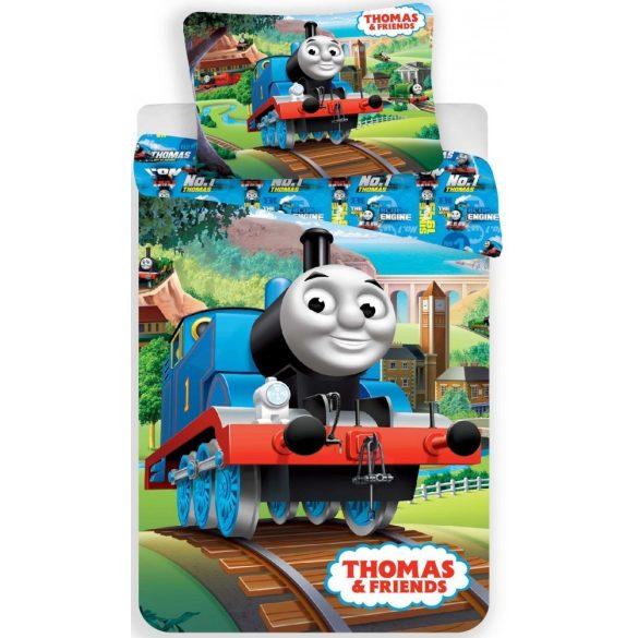 Ágyneműhuzat Thomas and Friends 140×200cm, 70×90 cm