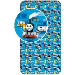 Gumis Lepedő Thomas and Friends 90*200 cm