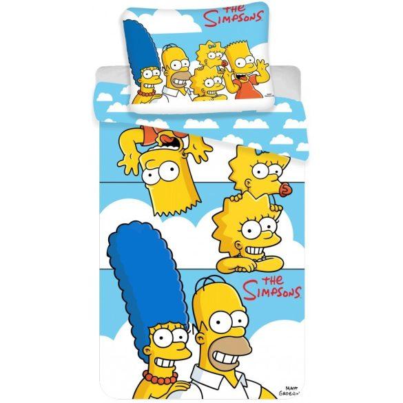 Ágyneműhuzat The Simpsons, A Simpson család 140×200cm, 70×90 cm