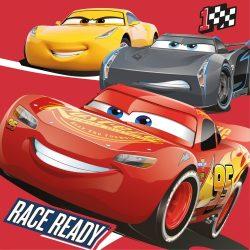 Disney Cars, Verdák párnahuzat 40*40 cm