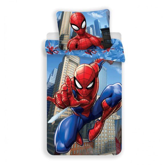 Ágyneműhuzat Spiderman, Pókember 140×200cm, 70×90 cm ! Microfibre !