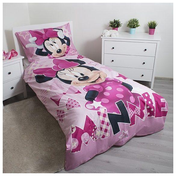 Sötétben világító ágyneműhuzat Disney Minnie 140×200cm