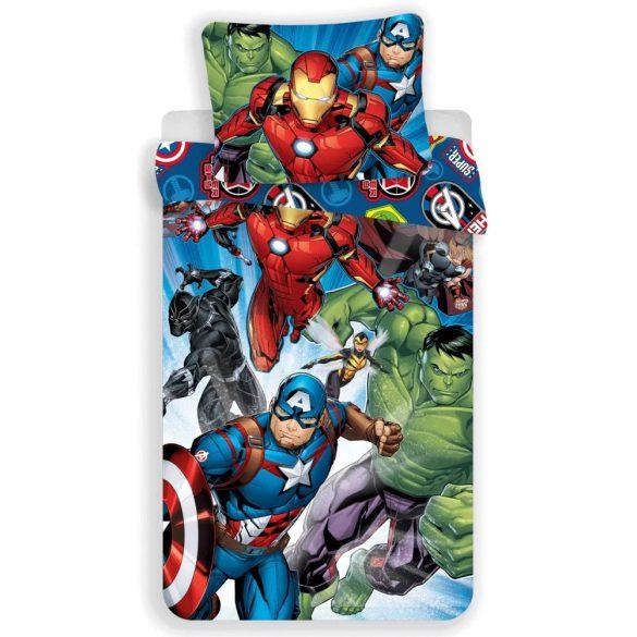 Bosszúállók, Avengers ágyneműhuzat, 140×200cm, 70×90 cm