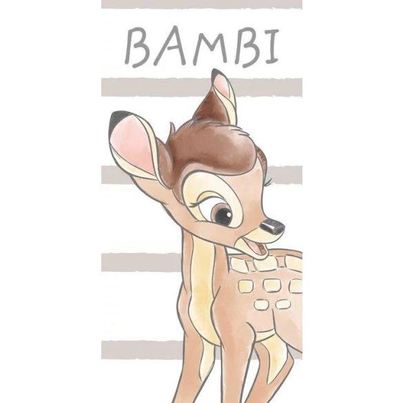 Disney Bambi fürdőlepedő, strand törölköző 70*140cm