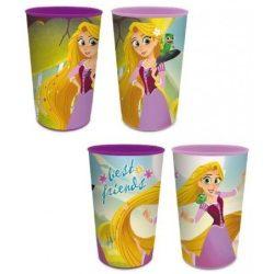 Pohár szett - 4 darabos Disney Princess, Hercegnők