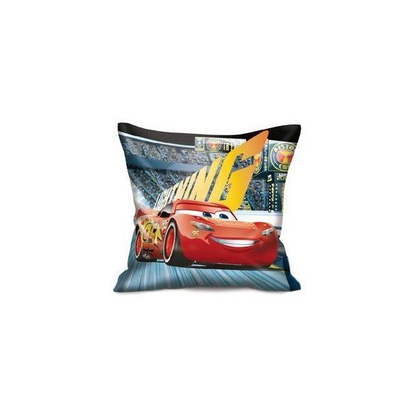 Disney Cars, Verdák párna, díszpárna 40*40 cm