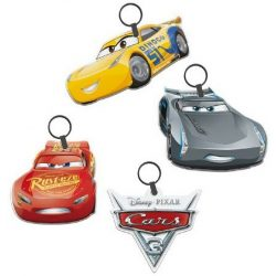 Világító kulcstartó Disney Cars, Verdák
