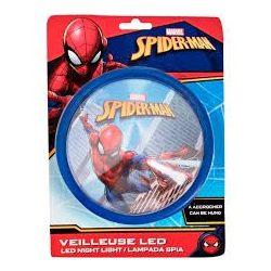Lámpa LED Spiderman, Pókember