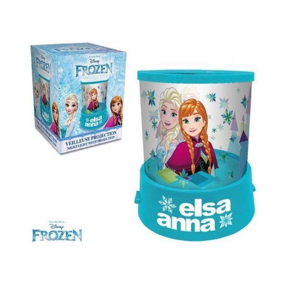 2 az 1-ben kivetítő, lámpa, éjszakai fény Disney Frozen, Jégvarázs