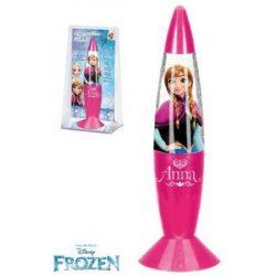 Mini csillámos Lámpa Disney Frozen, Jégvarázs