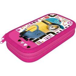 Minions Pink emeletes tolltartó