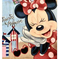 Disney Minnie törölköző poncsó