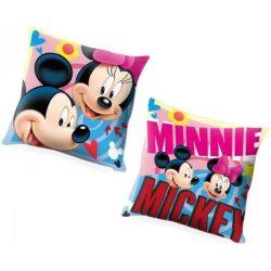Disney Mickey és Minnie párna, díszpárna 40*40 cm