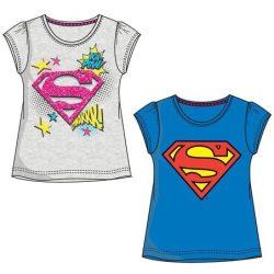 Superman lány póló