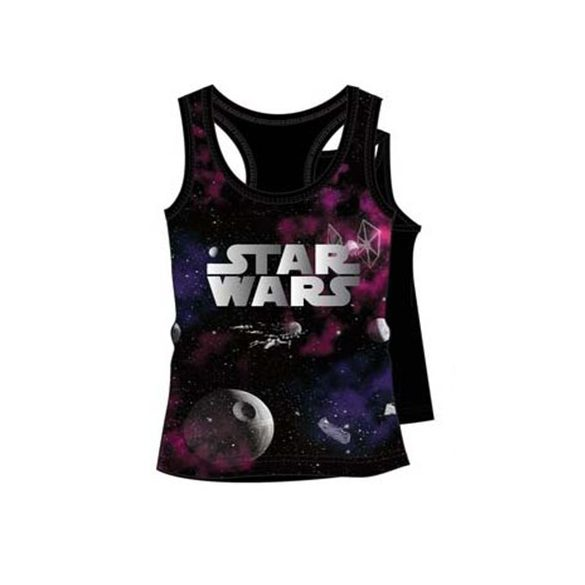Star Wars lány atléta, trikó
