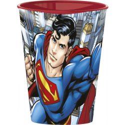 Superman pohár, műanyag 260 ml