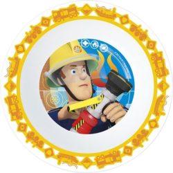 Fireman Sam, Sam a tűzoltó micro mélytányér