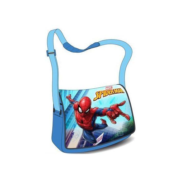 Oldaltáska válltáska Spiderman, Pókember