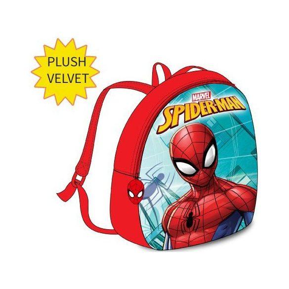 Plüss hátizsák táska Spiderman, Pókember 32cm