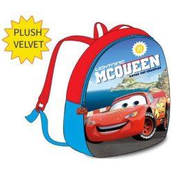 Plüss hátizsák táska Disney Cars, Verdák 32cm