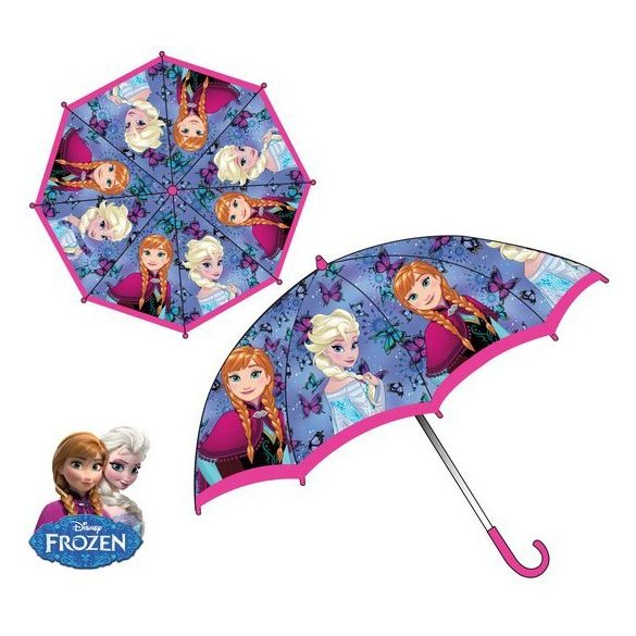 Gyerek esernyő Disney Frozen, Jégvarázs 69 cm