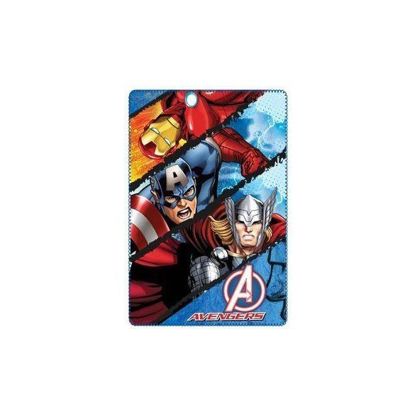 Polár takaró Avengers, Bosszúállók 100*150 cm