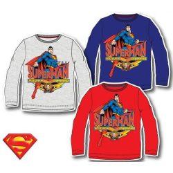 Superman Gyerek hosszú ujjú póló 0afe88b966