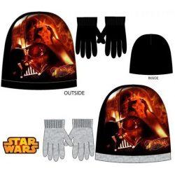Gyerek sapka + kesztyű szett Star Wars