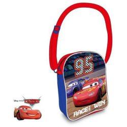 Oldaltáska válltáska Disney Cars, Verdák