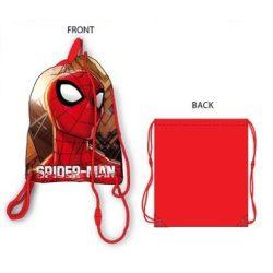 Sporttáska tornazsák Spiderman, Pókember 37,5 cm