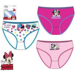 Disney Minnie gyerek fehérnemű, bugyi 3 darab/csomag