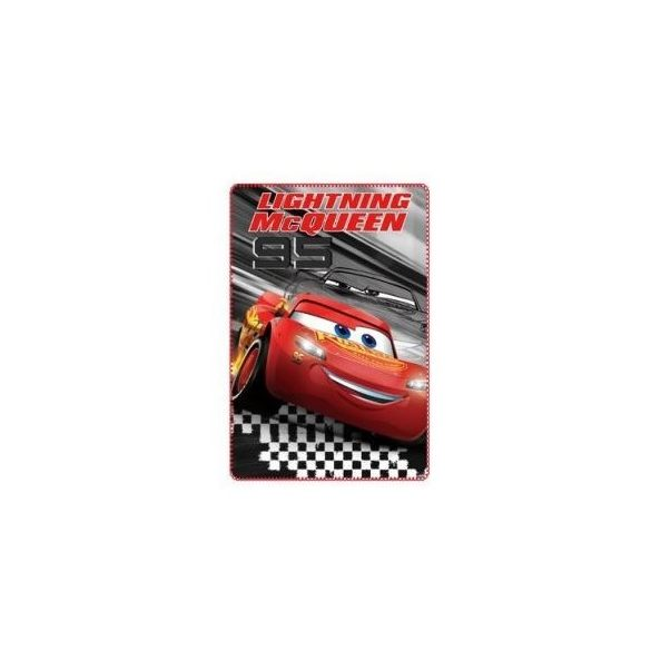 Disney Cars, Verdák Polár takaró 100*150cm