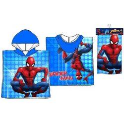 Spiderman, Pókember strand törölköző poncsó 50*100cm (Fast Dry)
