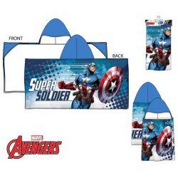 Avengers, Bosszúállók strand törölköző poncsó 60*125cm (Fast Dry)