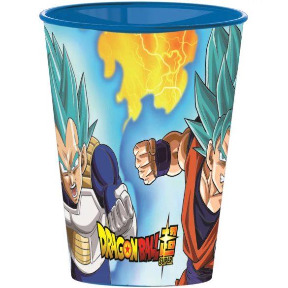 Dragon Ball pohár, műanyag 260 ml
