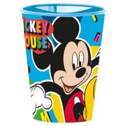 Disney Mickey pohár, műanyag 260 ml