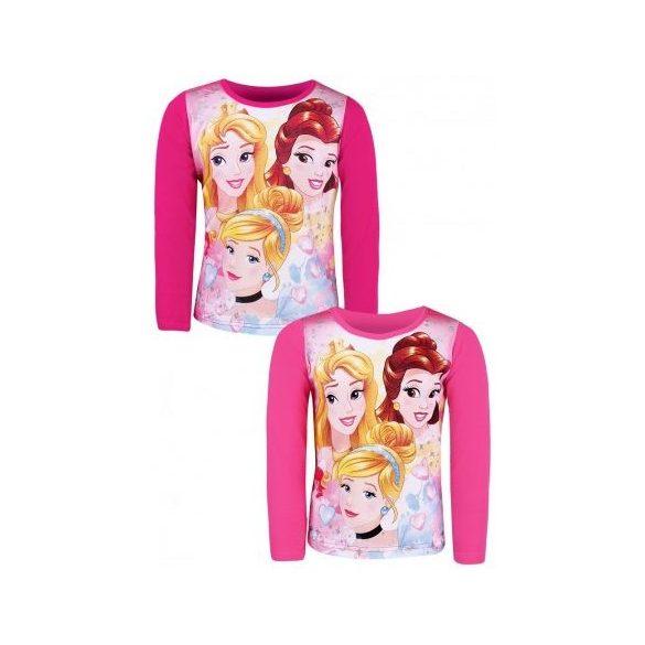 Gyerek hosszú póló, felső Disney Princess, Hercegnők