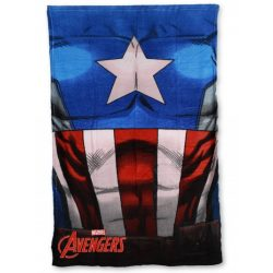 Plüss takaró Avengers, Bosszúállók 100*150 cm