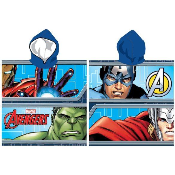 Avengers, Bosszúállók strand törölköző poncsó 55*110cm
