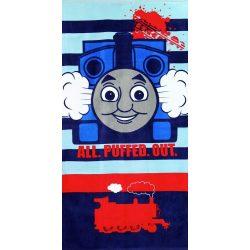 Thomas és barátai fürdőlepedő, strand törölköző 70*140cm
