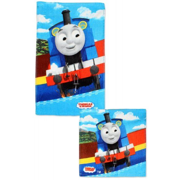 Kéztörlő arctörlő, törölköző szett Thomas and Friends