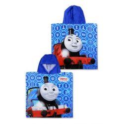 Thomas and Friends törölköző poncsó 55*110 cm