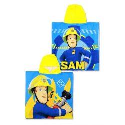 Fireman Sam, Sam a tűzoltó strand törölköző poncsó