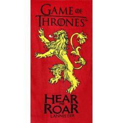 Game of Thrones, Trónok harca fürdőlepedő, strand törölköző 70*140cm